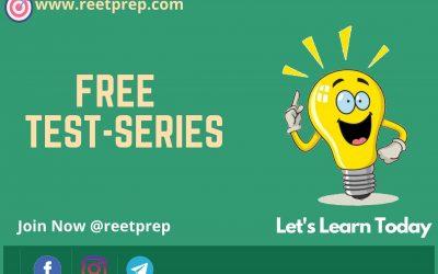 Free Test Series by reetprep